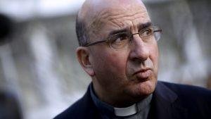 "Arzobispo Fernando Chomalí hizo un ""exorcismo"" contra el coronavirus desde un helicóptero en Concepción"