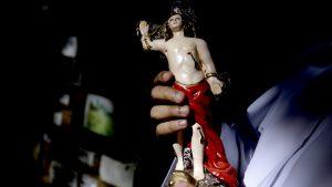 """""""Nuestro patrono no se va a enojar"""": Alcalde de Yumbel reiteró el llamado a no ir al santuario de San Sebastián por los riesgos de la pandemia"""