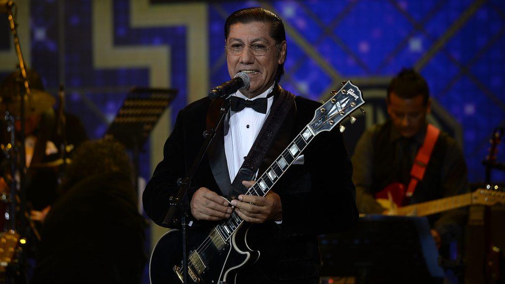 Mario Gutiérrez, founder and emblematic guitarist of Los Ángeles Negros, passes away