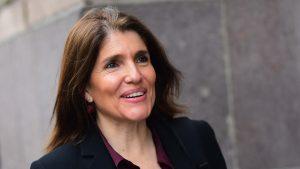 Senadores del Partido Socialista anunciaron respaldo a la candidatura presidencial de Paula Narváez
