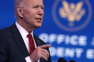 Joe Biden prometió 100 millones de vacunas para los primeros 100 días de su gobierno