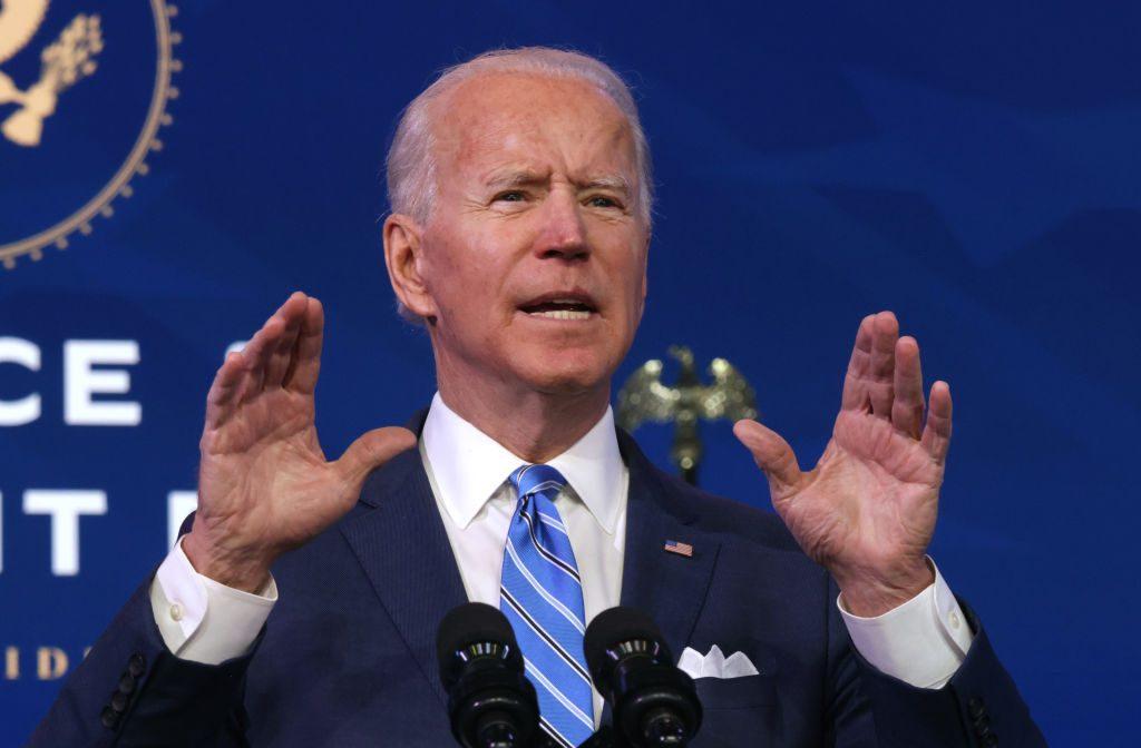 Joe Biden anunció un plan de asistencia debido a la pandemia por US$1,9 billones