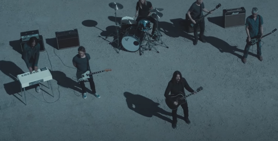 Mira el nuevo video de Foo Fighters para