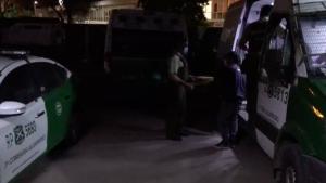 Había hasta una fogata en la playa: Fiesta clandestina terminó con 32 detenidos en Algarrobo
