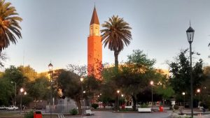 Temblor de 6,5 de magnitud se registró en la zona central: epicentro fue en Argentina
