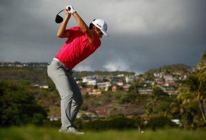 Joaquín Niemann terminó segundo en Hawái y volverá al top 30 del PGA Tour
