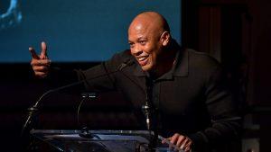 Dr. Dre fue dado de alta tras sufrir un aneurisma cerebral a principios de enero