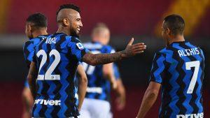 PREVIA | Inter de Milán con Sánchez y Vidal juega el derby ante el AC Milan por la Copa Italia