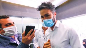 Justicia argentina confirmó que el médico Leopoldo Luque falsificó la firma de Diego Maradona