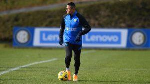 """""""Sánchez listo"""": Prensa italiana pide a Alexis como titular en el derby contra Milan"""