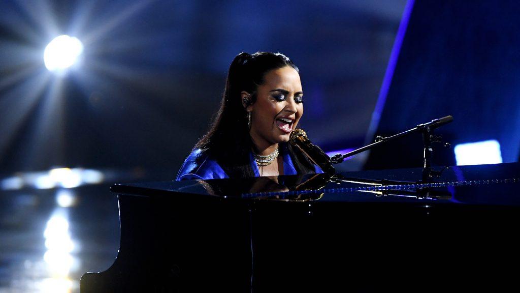 "Demi Lovato reaccionó horrorizada a la invasión del Capitolio: ""Estoy furiosa y avergonzada"""