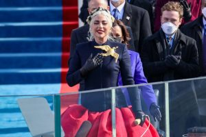 Espectacular: Lady Gaga interpretó el himno de los Estados Unidos en el Inauguration day de Joe Biden