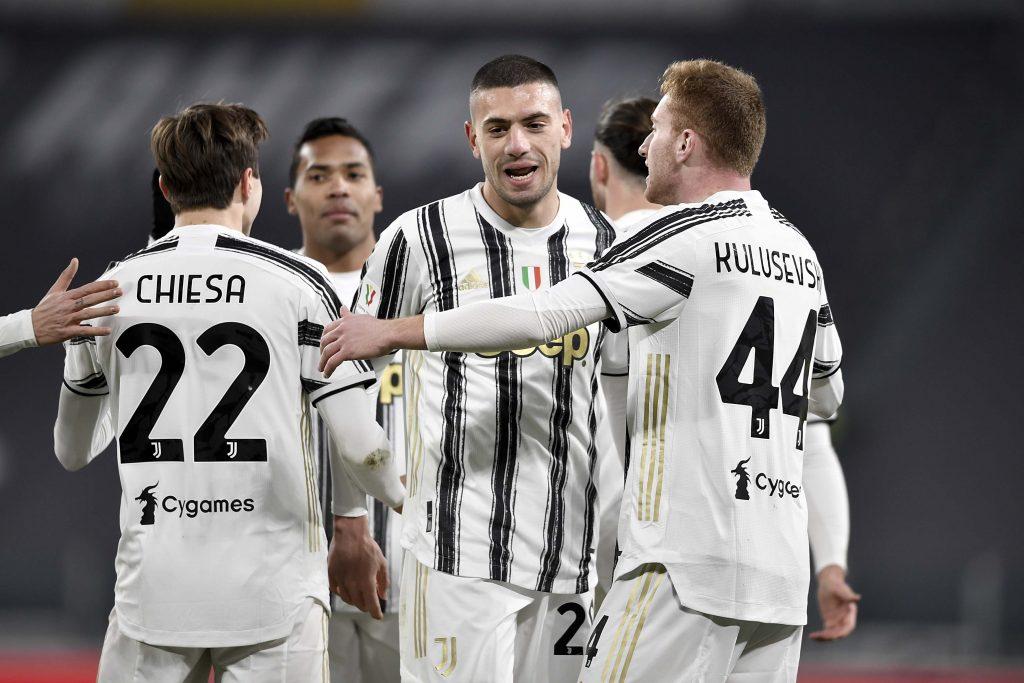 Juventus goleó al SPAL, se metió en las semis de Copa Italia y enfrentará al Inter de Alexis Sánchez y Arturo Vidal