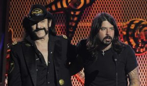 "Dave Grohl sobre Lemmy de Motörhead: ""Ojalá estuviera vivo. Podría ver cuánto influyó en mí"""