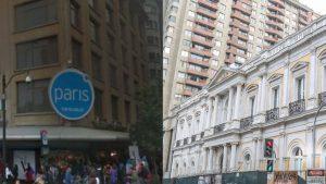 """Edificios contingentes en """"Ciudadano a pata"""": La historia del edificio de París en San Antonio y el Palacio Pereira"""