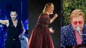 """En """"Letra y música"""": Un recorrido por la música británica que regresó con el encierro"""