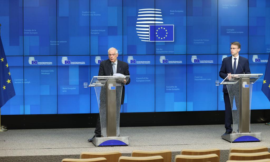 Los representantes de asuntos exteriores de la Unión Europea