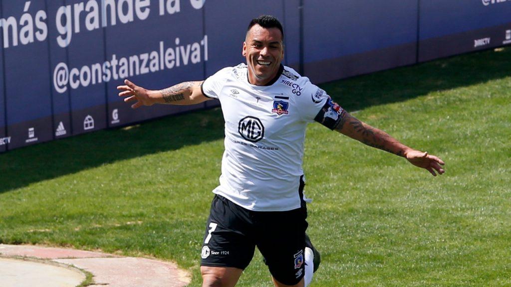 Vuelve el Tanque: Esteban Paredes está entre los convocados en Colo-Colo para el partido ante Santiago Wanderers