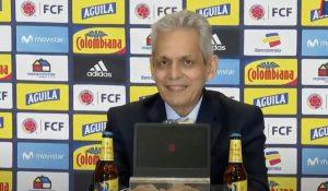 """Reinaldo Rueda fue presentado como técnico de Colombia: """"Ojalá podamos cumplir la expectativa"""""""