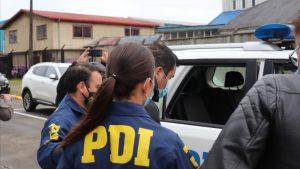 Bombero y funcionario de la Onemi detenido por presunta responsabilidad en incendio forestal de Puerto Montt