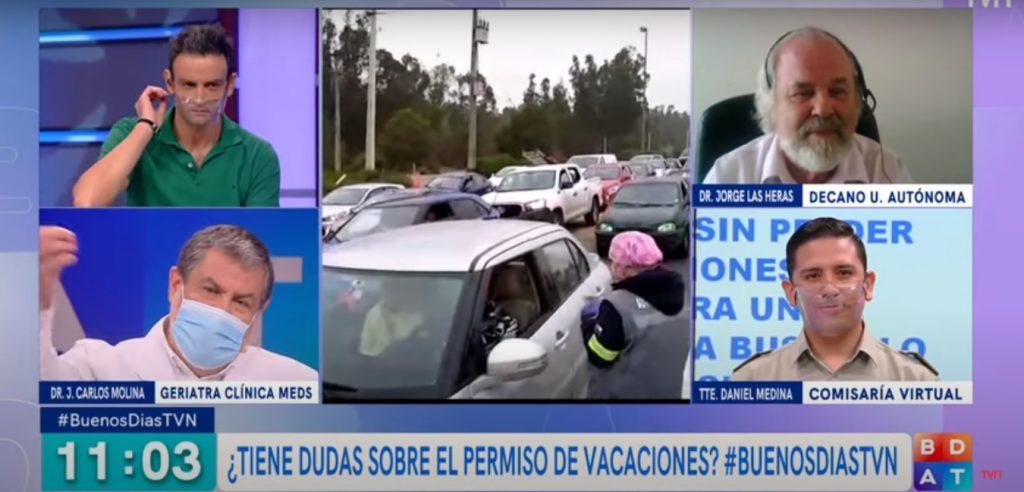 Gonzalo Ramírez recibió triste noticia en vivo: Familiar suyo se encuentra grave por Covid-19