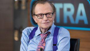 A los 87 años falleció el periodista y presentador estadounidense, Larry King