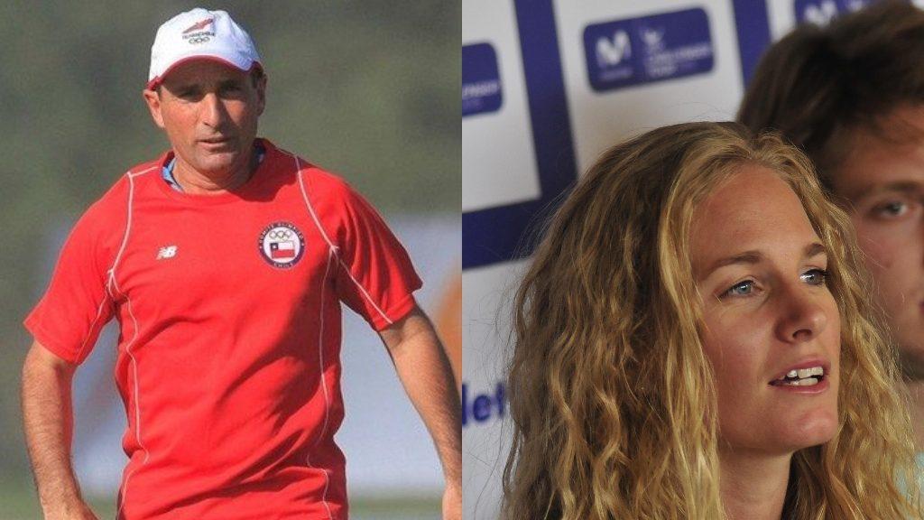 """PODCAST   Mujeres al Deporte: Sergio """"Cachito"""" Vigil y Catalina Fillol"""