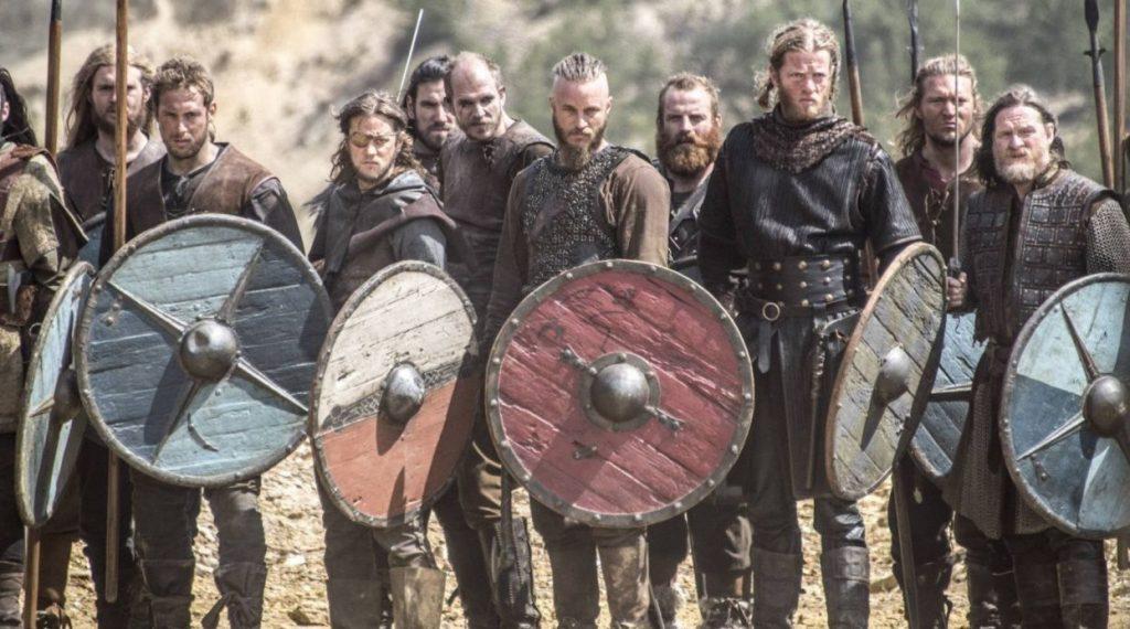 En todas partes hay un chileno: el joven estudiante que es parte de Vikingos