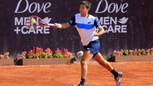 Tomás Barrios irá en busca de un triunfo en su debut en el ATP de Buenos Aires