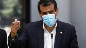 """Rodrigo Delgado: """"El miedo no es compatible con ser ministro del Interior"""""""