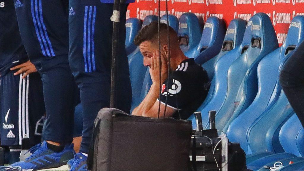 Revive el momento en que Walter Montillo se retiró de la cancha en su último partido por la U