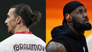 """Zlatan Ibrahimovic y el activismo político de LeBron James: """"Es el primer error que cometen las personas cuando se vuelven famosas"""""""