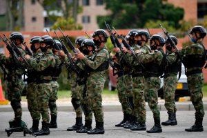 Iván Duque anunció un comando de élite de 7.000 militares colombianos