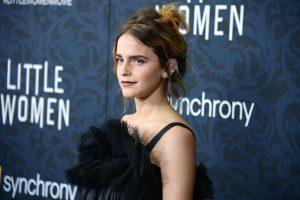 Para centrarse en su relación: Emma Watson dejará la actuación temporalmente