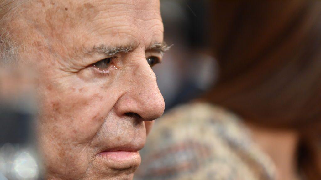 El día en que Carlos Menem prometió llegar a la estratosfera y recorrer el mundo desde Argentina