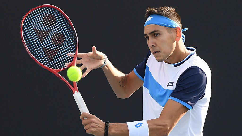 Alejandro Tabilo le dijo adiós al ATP 250 de Ginebra en la última etapa de la qualy