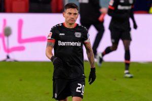 Charles Aránguiz fue titular en nueva derrota del Bayer Leverkusen por la Bundesliga 2020-21