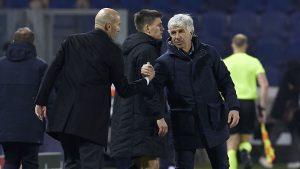 """El DT del Atalanta se fue indignado con el arbitraje en el duelo frente al Real Madrid: """"Es un suicidio futbolístico, que cambien de trabajo"""""""