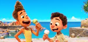 """Monstruos marinos desde la riviera italiana: llega """"Luca"""", la nueva película de Disney y Pixar"""