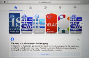 Facebook anunció una inversión por US$1.000 millones en la industria de las noticias