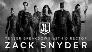 """Zack Snyder reveló en sus redes sociales el nuevo adelanto de """"La Liga de la Justicia: The Snyder Cut"""""""