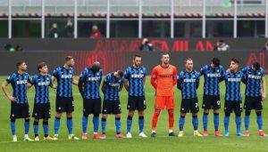 Inter de Milán informó de un brote de Covid-19 en funcionarios del club