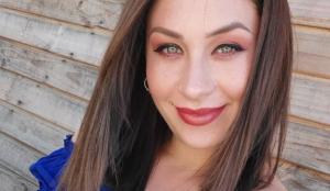 """""""No ha sido fácil"""": Ingrid Aceitón le dedicó romántico mensaje a su pareja tras perder a su hija"""