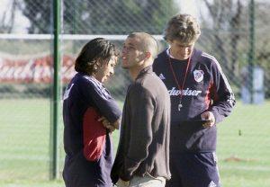 Andrés D'Alessandro sorprende con hilarante historia sobre Manuel Pellegrini cuando el chileno lo dirigió en River Plate