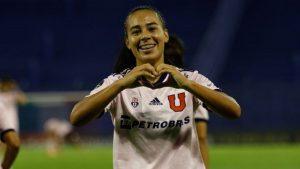 Universidad de Chile hace historia venciendo a Peñarol en la Copa Libertadores femenina