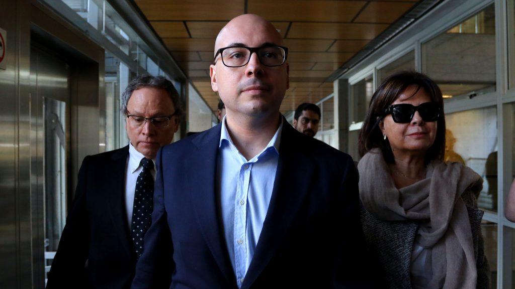Preparación de juicio oral contra Nicolás López: defensa presentó auditoría que acusa a denunciantes de borrar y alterar mensajes