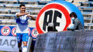 Agencia que representa a César Pinares negó contactos entre el volante y Colo Colo