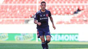 Un año más: Osvaldo González extendió su contrato con Universidad de Chile por toda la temporada 2021