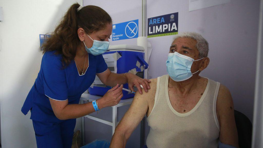Minsal entregó reporte diario de vacunación: 4.031.812 personas ya han recibido la primera dosis contra el coronavirus