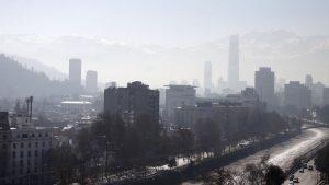 Cubierto con neblina: revisa el pronóstico del tiempo para este viernes en Santiago